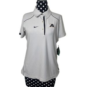 Nike NWT Womens Army Polo Shirt Size Small New
